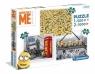 Puzzle 1x500  2x1000 Minionki (08105)
