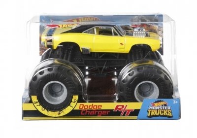 Hot Wheels Monster Truck 7