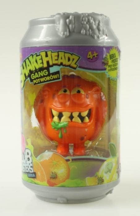 Gang Potworów: Obleśny Sam - pomarańczowy