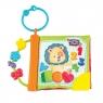 Smily Play, Mali kumple - Książeczka gryzak (000176)