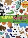 Supernaklejki Zwierzęta świata