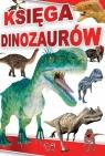 Księga dinozaurów w.2016 (Uszkodzona okładka) praca zbiorowa