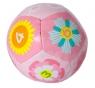 Miękka piłeczka dla malucha - Różowa (104768)Wiek: 1+