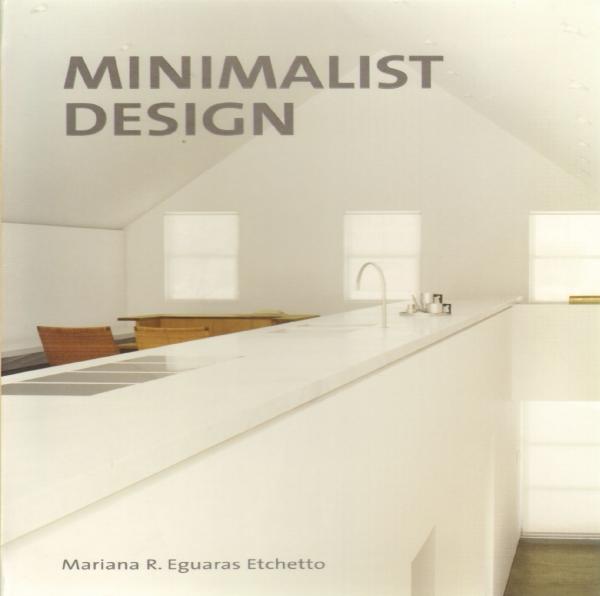 Minimalist design Mariana R. Eguaras Etchetto
