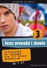 Jezus prowadzi i zbawia (Uszkodzona okładka)Podręcznik do religii dla