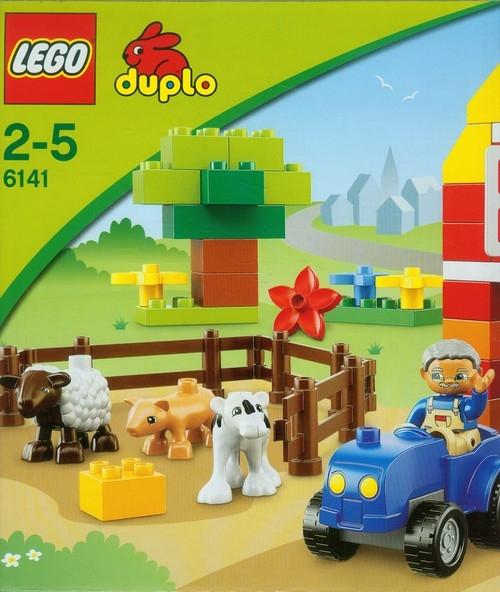 Lego duplo Moja pierwsza farma