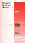 Dictionary of Language Testing PB