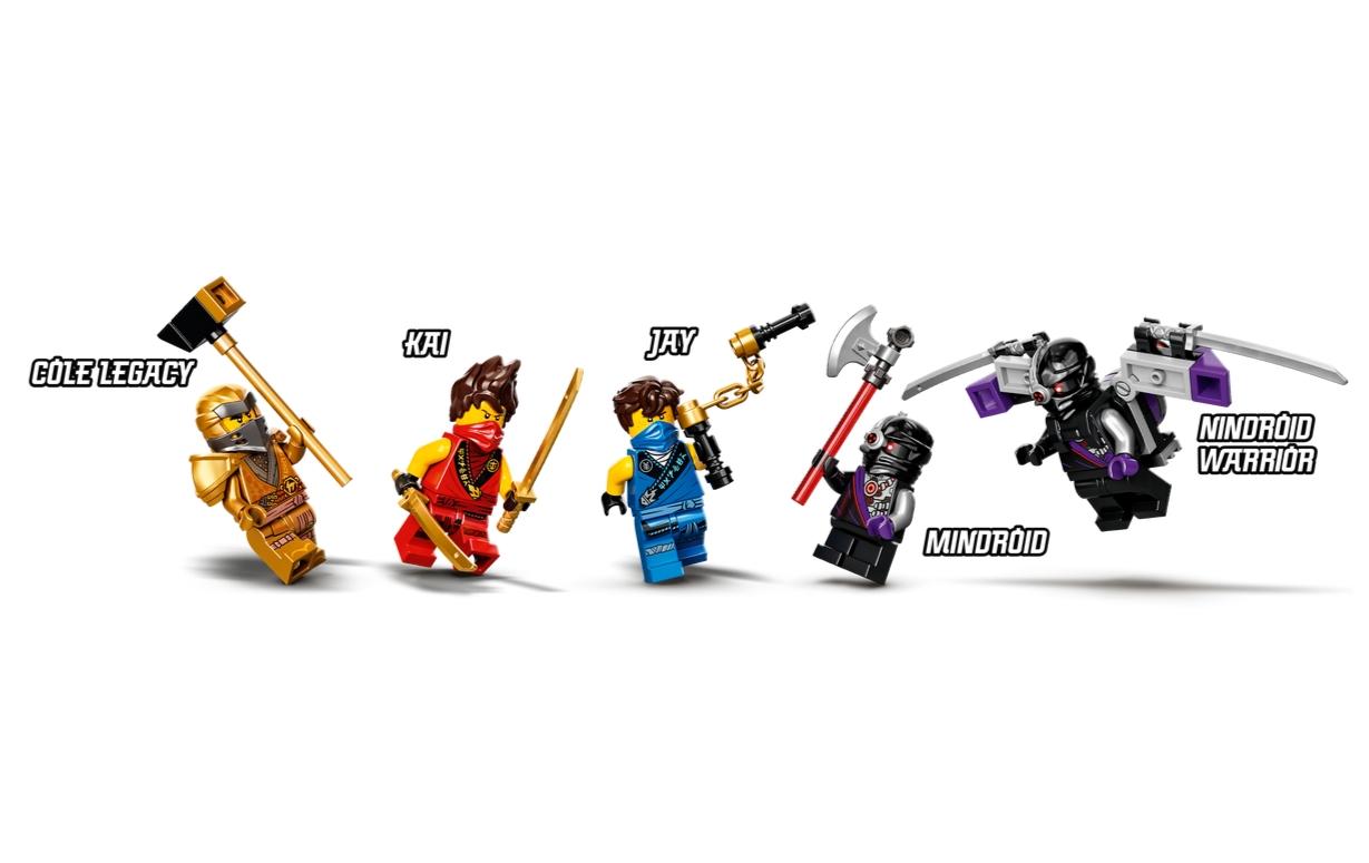 Lego Ninjago: Ninjaścigacz X-1 (71737)