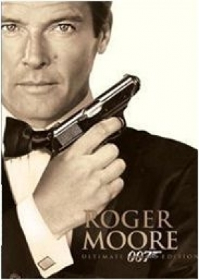 007 Roger Moore - Kolekcja (7 Blu-ray)