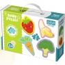Puzzle Baby Classic: Warzywa i Owoce (36076)Wiek: 1+
