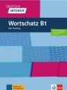 Deutsch intensiv Wortschatz B1. Das Training. Buch + online