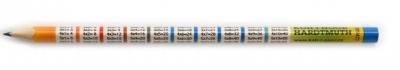 Ołówek grafitowy 1291  Formuły geomet. (12szt)