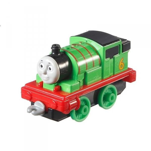 Tomek i przyjaciele, Mała lokomotywka Percy (DWM28/DXR80) (Uszkodzone opakowanie)