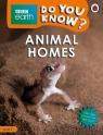 BBC Earth Do Yo Know? Animal Homes