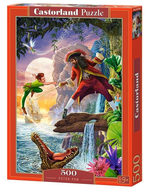 Puzzle Peter Pan 500 (B-52769)