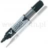 Marker suchościeralny  V-BOARD MASTER czarny (WBMA-VBM-M-B-BG)