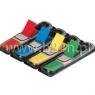 Zakładki indeksujące Post-It 35 12x43 mix kol.683-4