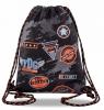 Coolpack - Sprint - Worek sportowy - Black (Badges B) (B73152)