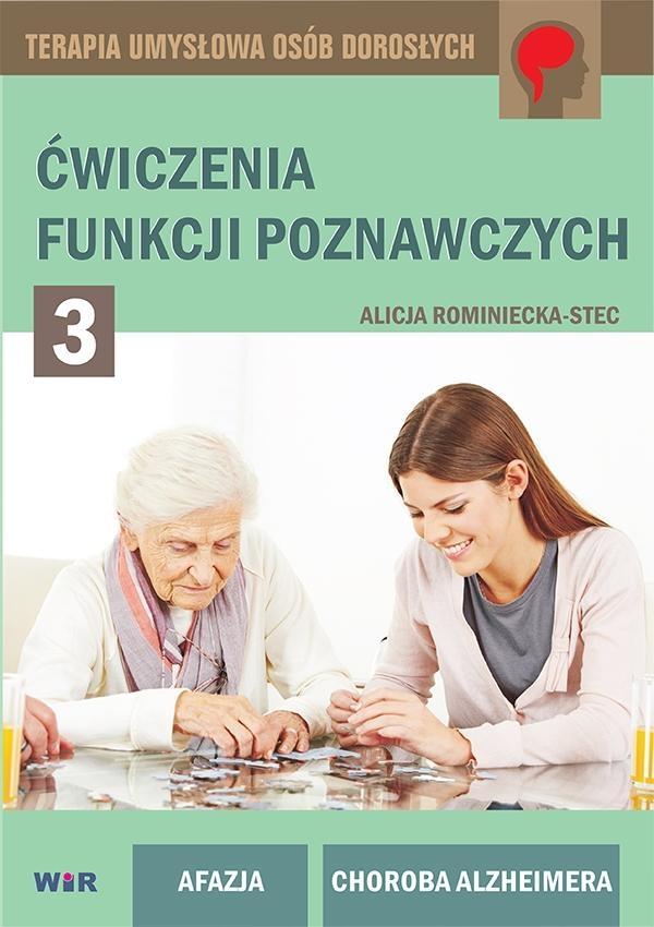 Ćwiczenia funkcji poznawczych - cz.3 - Zabawy Alicja Rominiecka-Stec