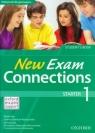 New Exam Connections 1 Starter Student's Book Gimnazjum Pye Diana, Spencer-Kępczyńska Joanna