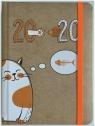 Kalendarz dzienny DI1 kraft koty