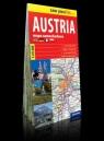 Austria Mapa Samochodowa 1:475 000 Praca zbiorowa