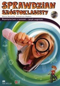 Sprawdzian szóstoklasisty z płytą CD Rosińska Marta, Mędela Arkadiusz