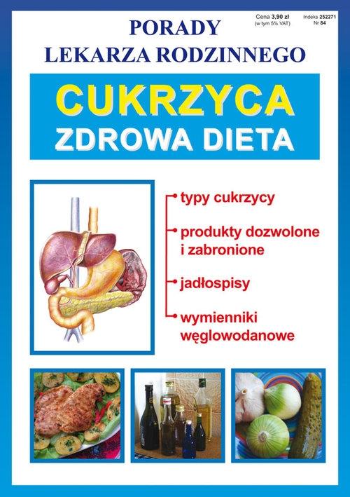 Cukrzyca Zdrowa dieta Brudka Bożena