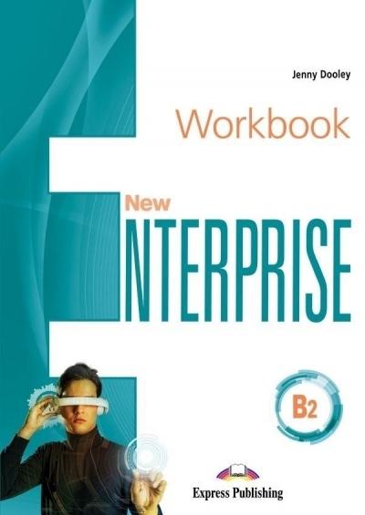 New Enterprise B2 Workbook & Exam Skills Practice + DigiBooks Jenny Dooley