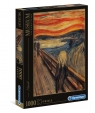 Puzzle Museum Collection 1000: Munch, Krzyk (39377)