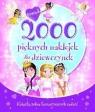 2000 pięknych naklejek dla dziewczynek