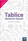 Tablice chemiczno-fizyczne dla szkoły podstawowej. Szkoła podstawowa 4-8. Reforma 2017