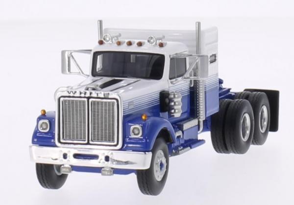 NEO MODELS White Road Boss 1977 (64015)
