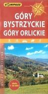 Mapa turystyczna - Góry Bystrzyckie/Orlickie
