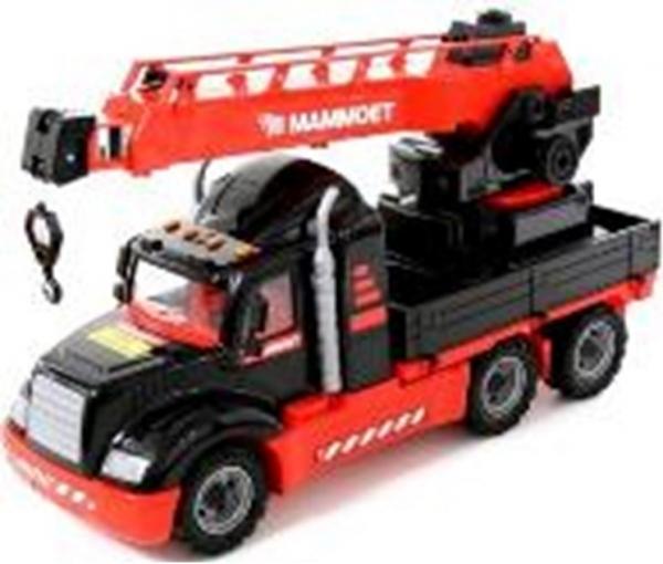 Pojazd Mammoet Dźwig siatka (56771)