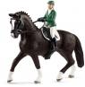 Jeździec z koniem - 42358