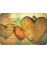 Magnes na lodówkę SZMG/0027 Hymn o miłości /SERCA