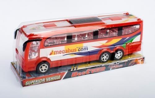 Autobus plastikowy