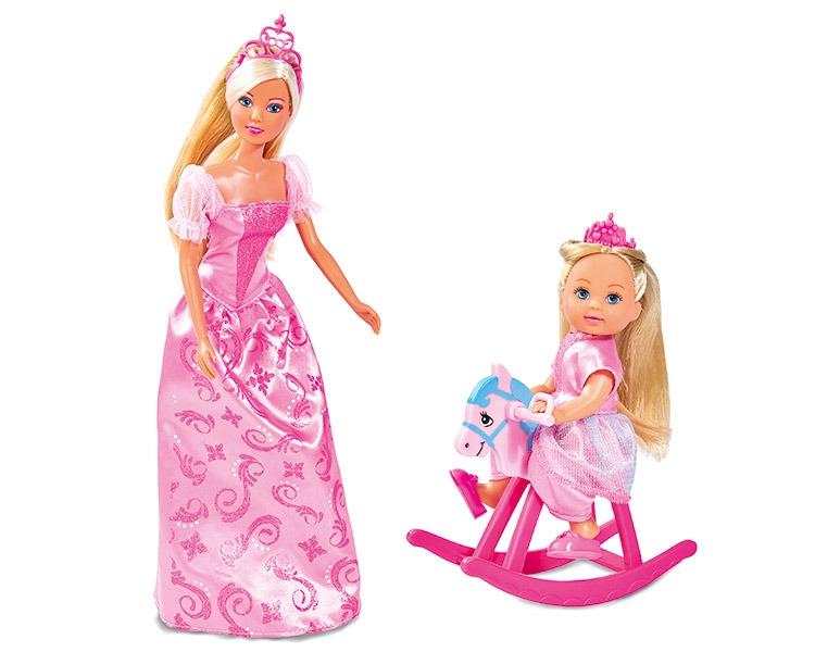 Steffi i Evi - Królowa z Królewną (105733223)