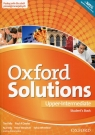 Oxford Solutions Upper Intermediate Student's Book wieloletni