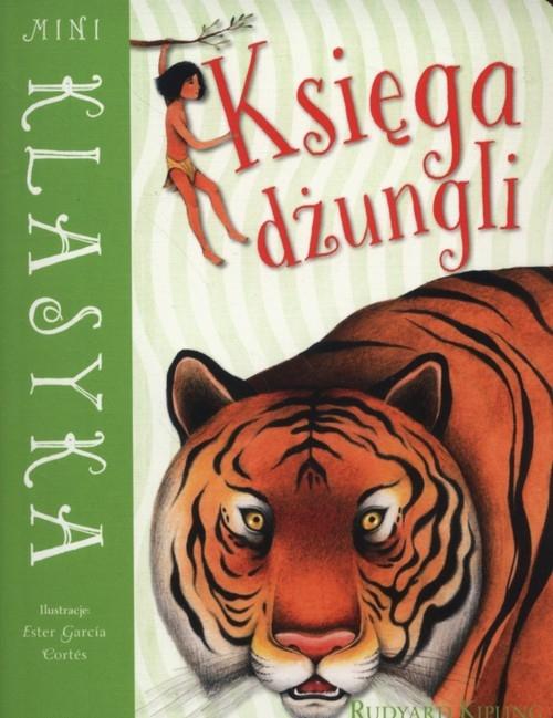 Księga dżungli Kipling Rudyard,