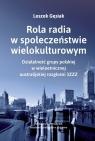 Rola radia w społeczeństwie wielokulturowym Leszek Gęsiak SJ