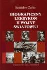 Biograficzny leksykon II wojny światowej Żerko Stanisław