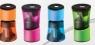 Temperówka podwójna mix kolorów przezroczysta