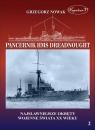 Brytyjski pancernik z 1906 roku HMS Dreadnought