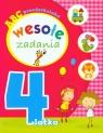 ABC przedszkolaka Wesołe zadania 4-latka