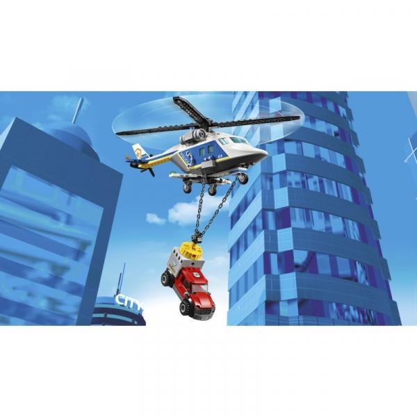 Lego City: Pościg helikopterem policyjnym (60243)