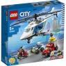 Lego City: Pościg helikopterem policyjnym (60243) Wiek: 5+
