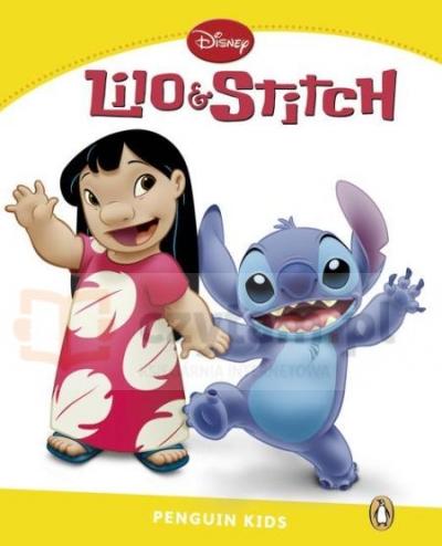 Pen. KIDS Lilo and Stitch (6) Paul Shipton