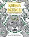 Księga dżungli. Księga kolorowanek